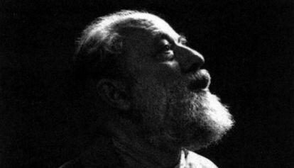 Michel Butor, crítico, novelista y poeta francés.