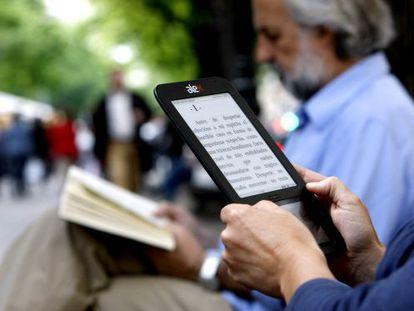 La lectura ya no es sinónimo de libro en papel.