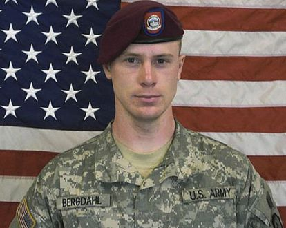 El sargenteo Bowe Berghdal, en una imagen sin datar.