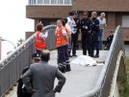 La mujer y la hija del inspector jefe de Astorga son las presuntas autoras del crimen