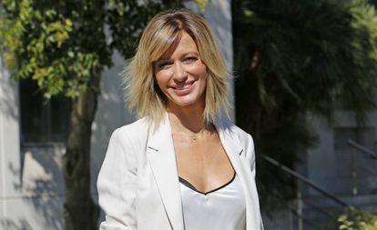 Susanna Griso, en Madrid, el pasado mes de octubre.