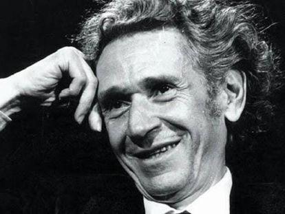 El escritor mexicano Juan José Arreola.