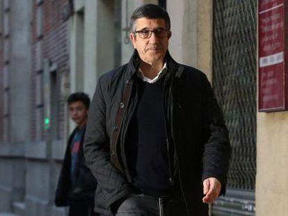 El secretario de Acción Política del PSOE, Patxi López.