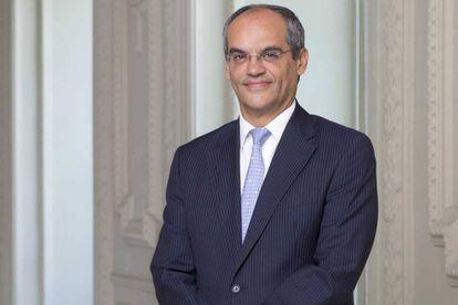 El exconsejero de Educación, Rafael Van Grieken y candidato a rector.