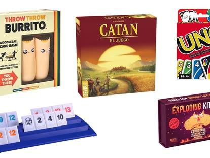 Estos juegos de mesa son ideales como alternativa de entretenimiento en tus reuniones