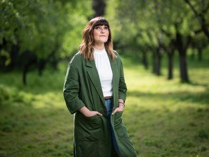 Rozalén, en la Quinta de los Molinos de Madrid el pasado marzo.
