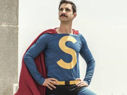 Dani Rovira, en 'Superlópez', de Javier Ruiz Caldera.