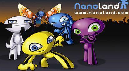 Un juego en línea educativo para niños de seis a 14 años.