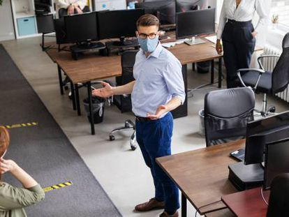 Espacios de trabajo para la pospandemia