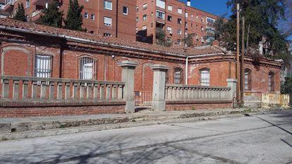 Casas de empleados del Canal de Isabel II