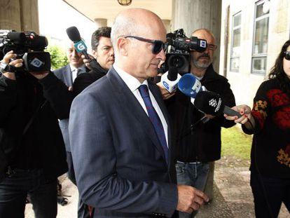 El exdirector de Seguridad en la Circulación Andrés Cortabitarte