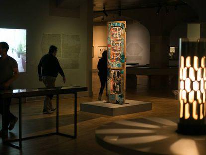 La máquina del éxtasis místico, 'Dreamachine', creada en 1962 por Brion Gysin.