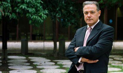 Ángel Ojeda, exconsejero de Hacienda de Andalucía.