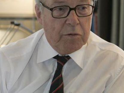 El diplomático sueco Hans Blix, en 2007.
