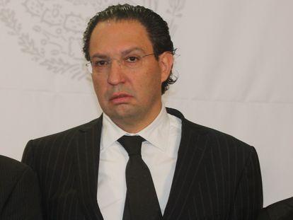 Emilio Zebadúa, en una imagen de archivo de 2012.