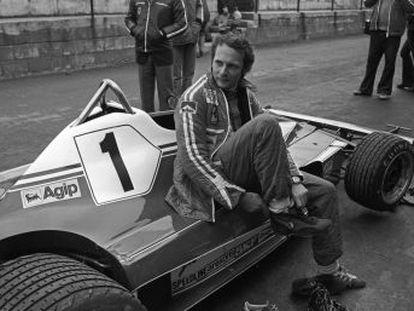 El tricampeón del mundo de Fórmula 1, que sobrevivió en 1976 a un espeluznante accidente en Nürburgring en el que su Ferrari quedó reducido a cenizas, fallece a los 70 años