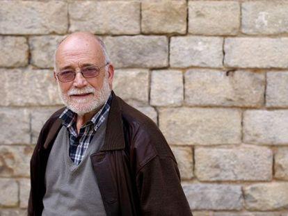 El activista Arcadi Oliveres.