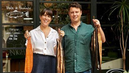 Carla Rodamilans y Buster Turner, fundadores de la casa.