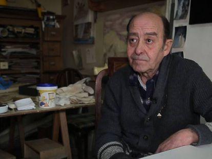 La lucha del último inquilino de un edificio en un lujoso barrio de Madrid