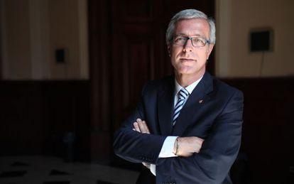 Josep Felix Ballesteros, alcalde de Tarragona.