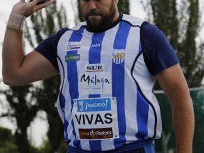 Borja Vivas