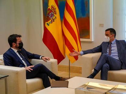 Sánchez defiende en el Congreso los indultos a los presos del 'procés'