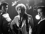 Bob Dylan, en una imagen sacada de 'Shadow Kingdom'.