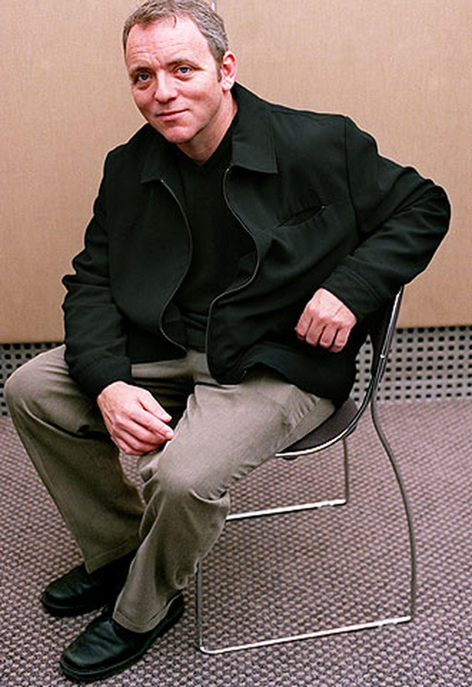 Dennis Lehane, en Barcelona.