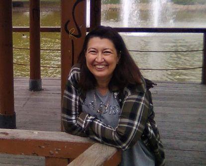 Núria Cerezuela, graduada de la primera promoción de Psicopedagogía en la Universitat Oberta de Catalunya.