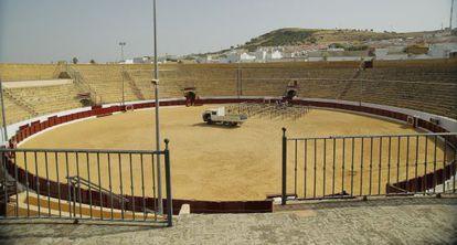 Imagen de la Plaza de Toros de Osuna.