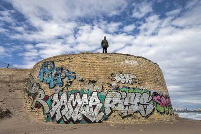 En 1998, salió a la luz una de las construcciones más enigmáticas de la guerra: el Copón de Miaja en la playa del Saler, en Valencia.