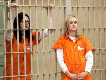 Imagen de la serie 'Orange in te New Black'