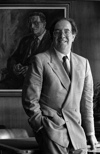 Luis González Seara, en 1996