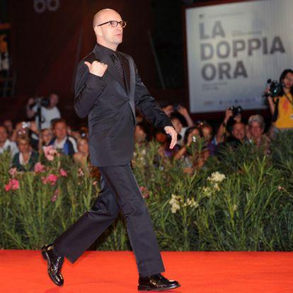 El director estadounidense de cine Steven Soderbergh.