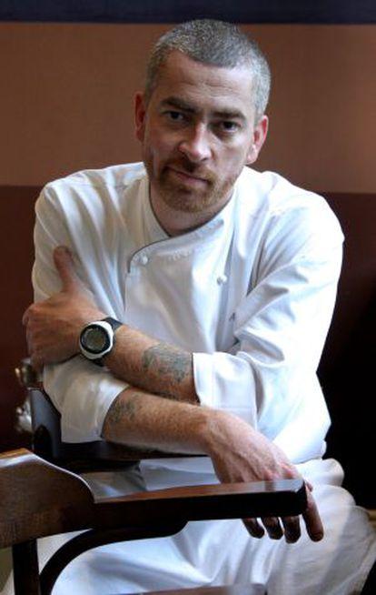 El cocinero brasileño Alex Atala.