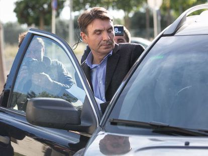 Josep Antoni Rosell, exdirector general de Infraestructuras, en una imagen de archivo.