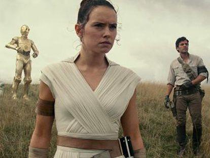EL PAÍS publica el primer adelanto en español de la película que cierra la saga creada por George Lucas y que se estrena el 19 de diciembre