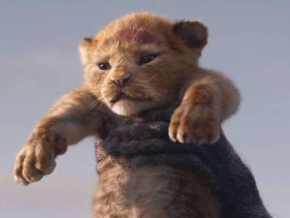 Primer tráiler de la nueva versión de 'El Rey León'