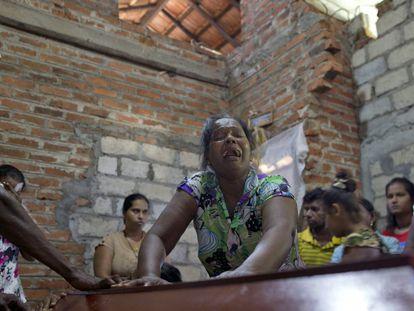 Los atentados de Sri Lanka, en imágenes
