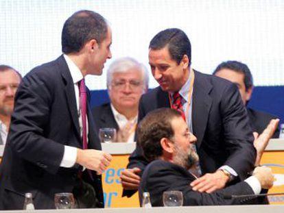 La virulencia de la sentencia de Gürtel y la prisión de su amigo el histórico Zaplana lastran los planes para relanzar a Rajoy como gran activo del Gobierno