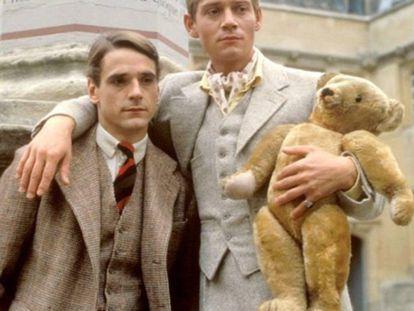 Charles y Sebastian, protagonistas de 'Retorno a Brideshead'.