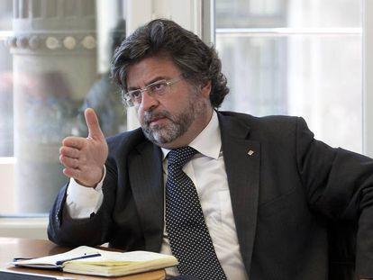Antoni Castellà, portavoz de Demócratas de Cataluña.