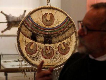 México exhibe un tesoro de la corte de Moctezuma que fue devuelto a América por petición de Maximiliano de Habsburgo
