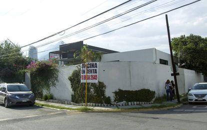 Las oficinas de ESP y Rainbow en San Pedro Garza García.
