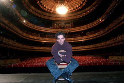El bailarín José Carlos Martínez, en una imagen de archivo.