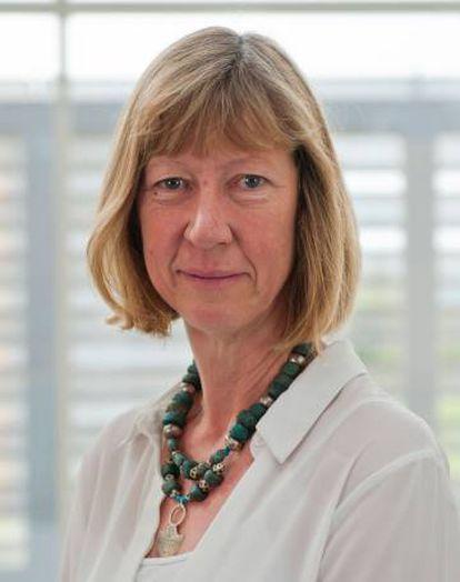 La directora adjunta de Oxfam, Penny Lawrence.