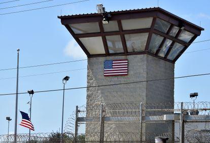 La base estadounidense de Guantánamo, Cuba.