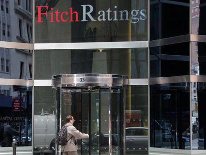 Sede central de Fitch, en Nueva York