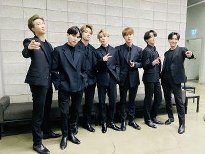 La famosa banda surcoreana BTS apoya con un emotivo discurso la lucha de Unicef por mitigar los estragos de la pandemia en la infancia en un acto paralelo a la 75ª Asamblea Anual de Naciones Unidas