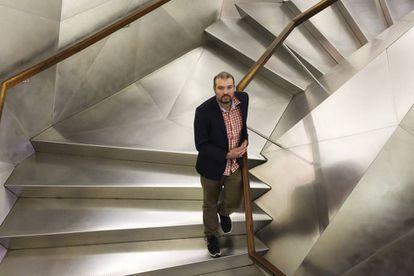 Guillem Anglada-Escudé, astrónomo.